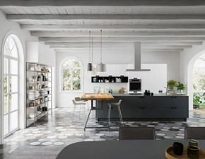 CUCINA Colombini casa ad isola Cucina con anti-impronta, resistenti ai graffi, agli urti e alle abrasioni SCONTATA
