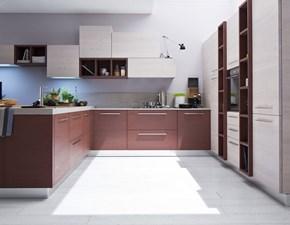 Cucina Colombini casa Cucina ad angolo con composizioni uniche ed originali. OFFERTA OUTLET