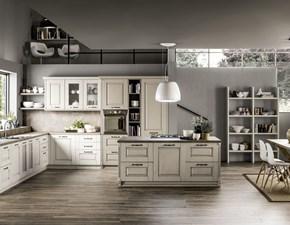 CUCINA Colombini casa  cucina in legno massiccio PREZZO OUTLET
