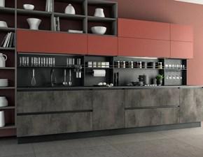 Cucina Colombini casa moderna lineare altri colori in laccato opaco Cucina lineare moderna stile unico
