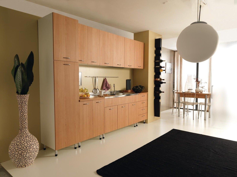 Cucina color ciliegio cucine a prezzi scontati for Cucine moderne color ciliegio
