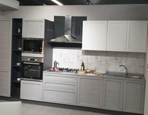 Cucina Combo cm.390 classica grigio lineare Net cucine