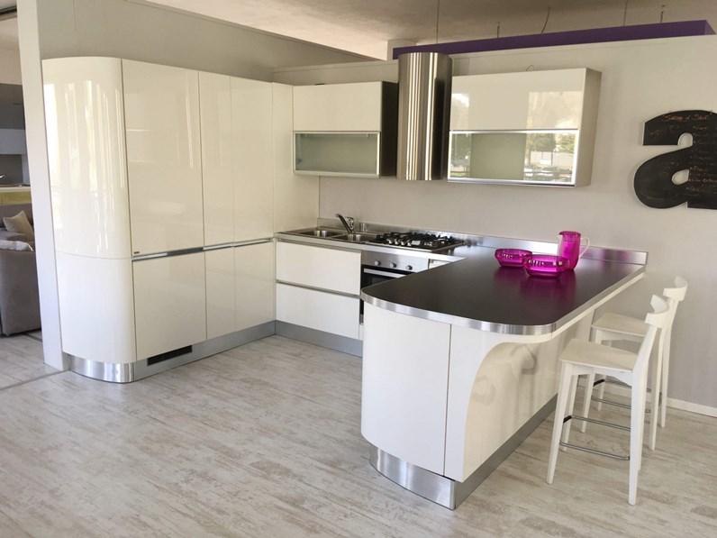 Cucina Bianca Lucida Scavolini | Chefs4Passion