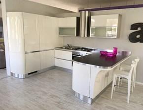 Cucina Scavolini tess laccato bianco lucido -53%