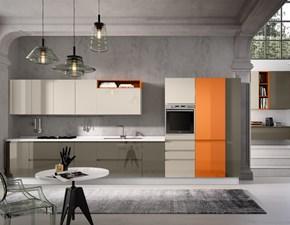 Prezzi cucine colore arancio - Cucine ala prezzi ...