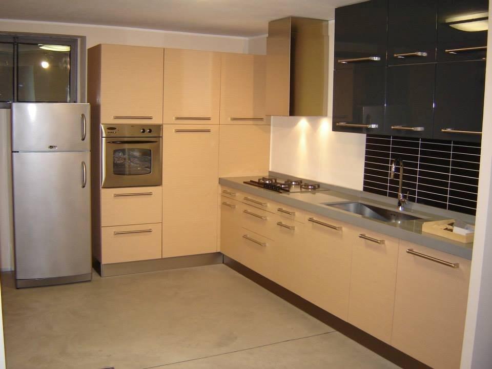 Cucina comprex occasione cucine a prezzi scontati - Cucina frigo libera installazione ...