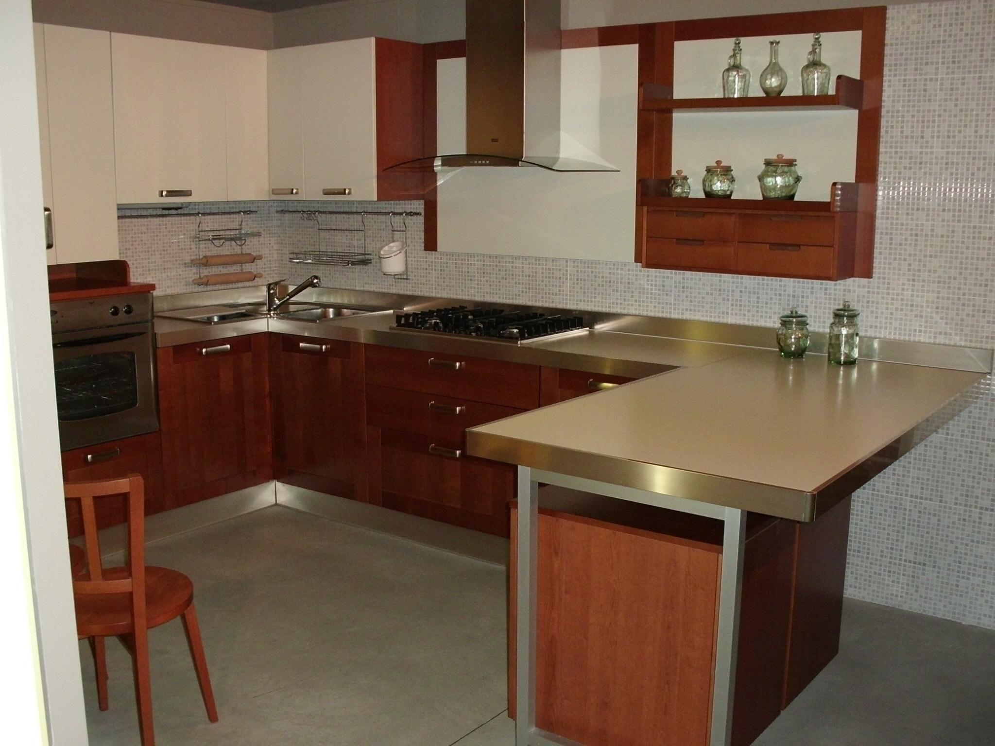 CUCINA COMPREX SCONTATISSIMA 14571 - Cucine a prezzi scontati