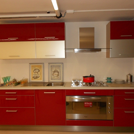 Cucina comprex cucine a prezzi scontati for Outlet cucine lazio