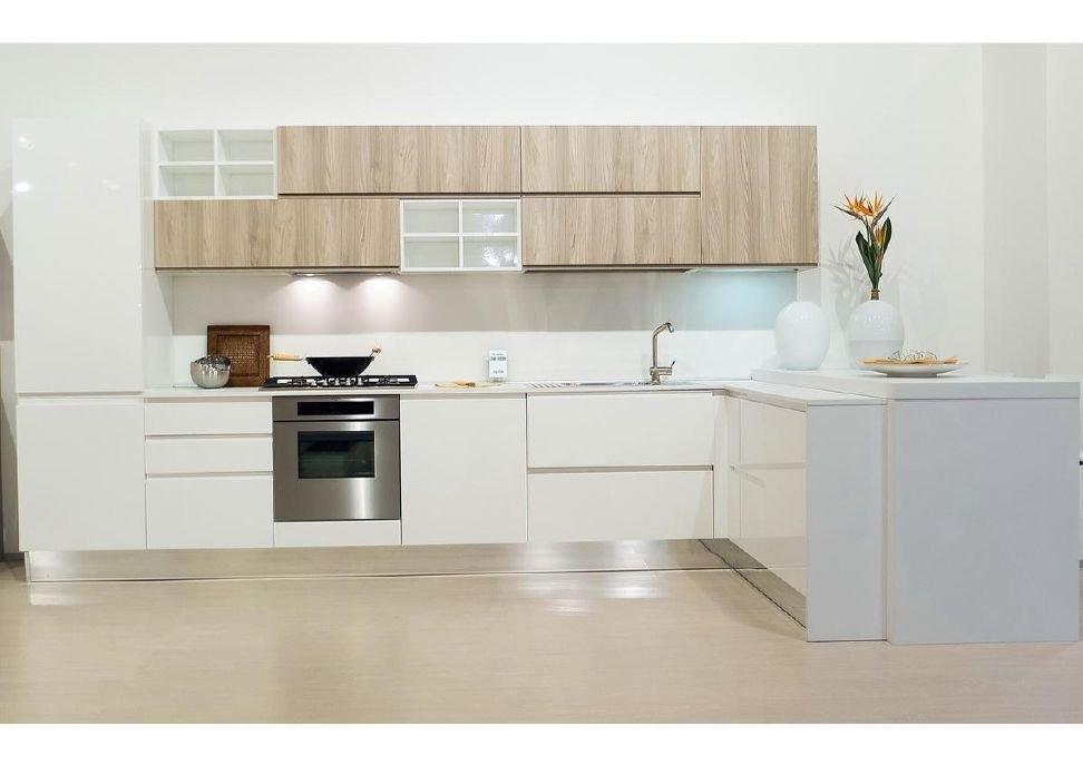 Cucine Ikea Con Bancone : ... del 35 % cucina con bancone snack cm ...