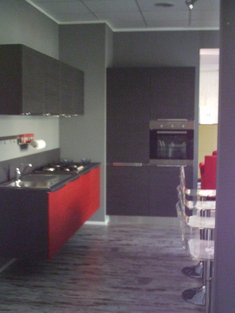 Cucina con basi sospese cucine a prezzi scontati - Cucine sospese da terra ...
