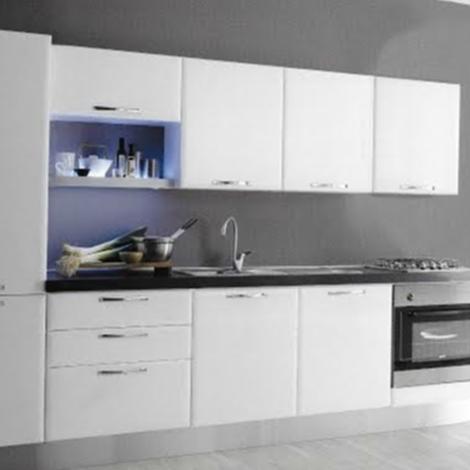 outlet Cucina con elettrodomenstici sconta del 27%