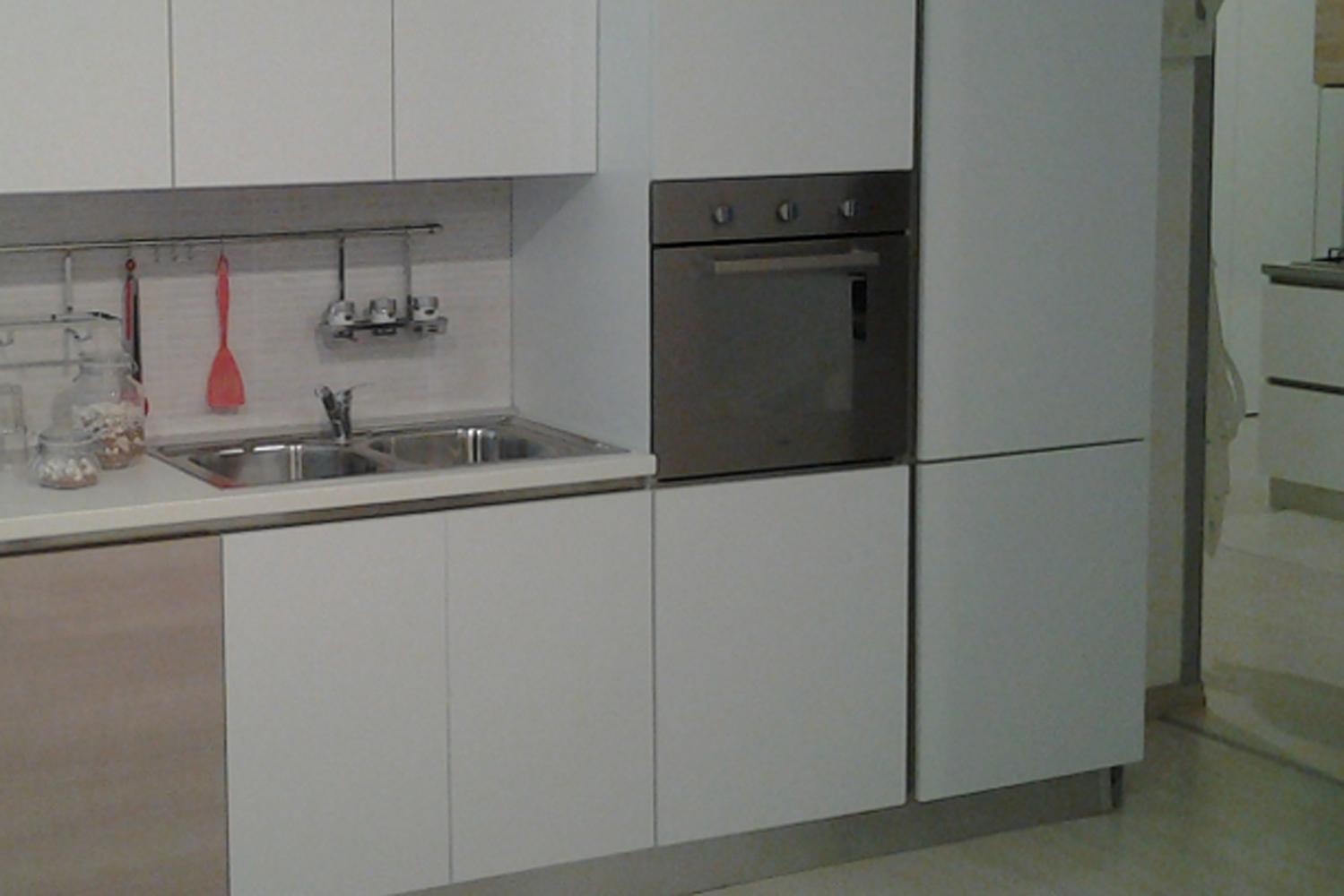 Cucina con gola marca gicinque prezzo speciale 3700 00 - Cucine da 10000 euro ...