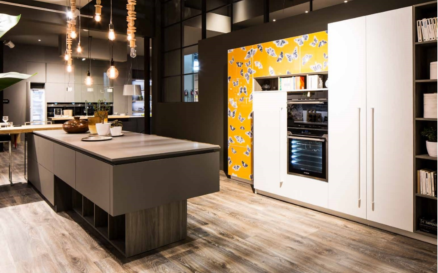 Cucina con isola arrex cucine scontata del 50 cucine a - Cucine arrex qualita ...