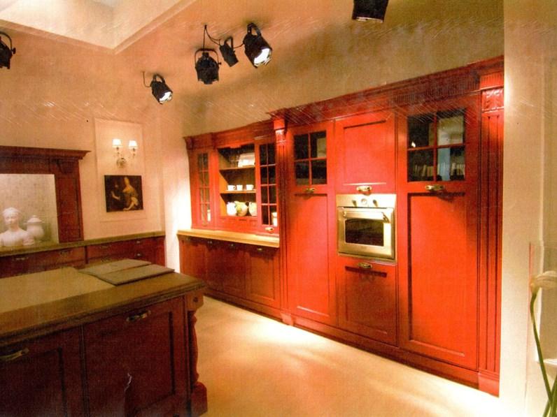 Cucina con isola Aster Cucine scontata del 53% - Cucine a prezzi ...