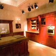 Cucina con isola Aster Cucine Opera Imperiale scontata del 53%