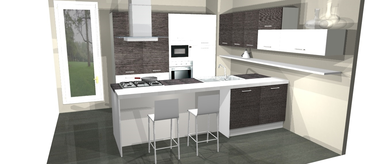 cucine con isola cose di casa regarding cucine con isola ...