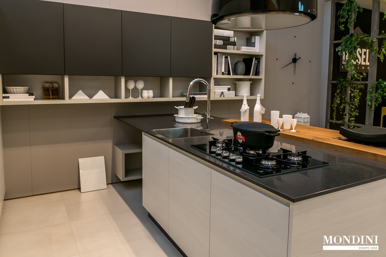 Isola pallet idee cucina - Isola cucina fai da te ...