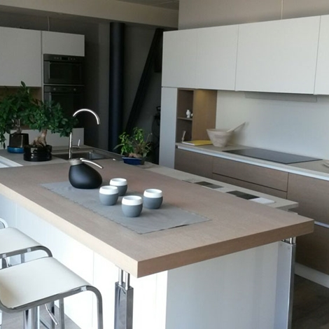 Cucina con isola zecchinon cucine scontata del 52 - Cucina isola prezzi ...