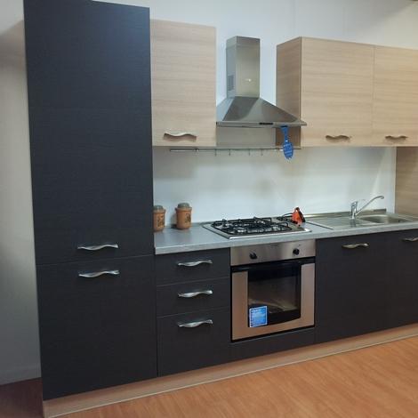 Cucina lineare ar due mughetto scontato del 60 cucine a prezzi scontati - Cucine ar due ...