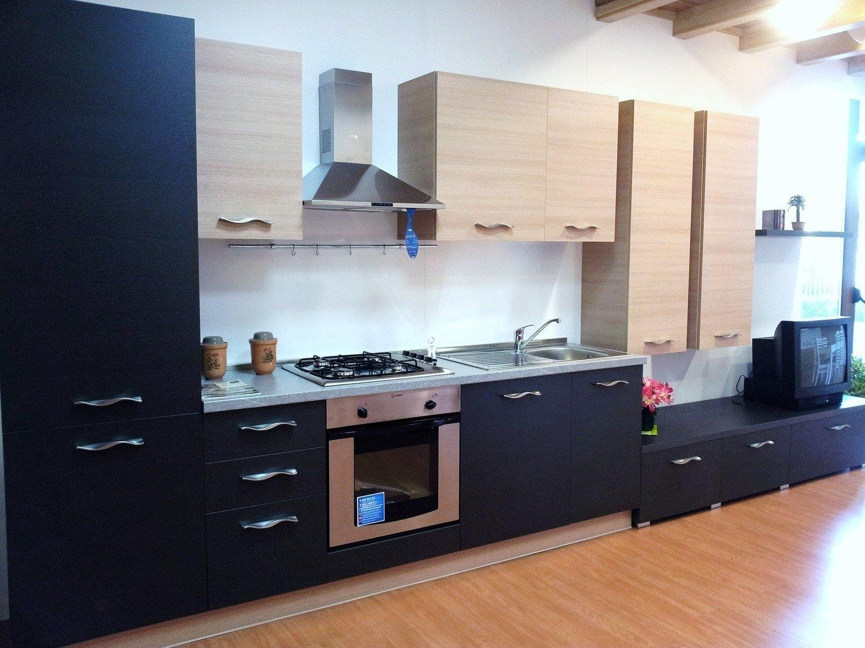 Come Arredare Living Con Cucina A Vista | madgeweb.com idee di ...