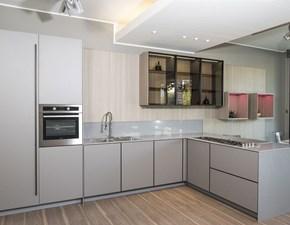 Cucina con penisola 2.1 frame Copat cucine con uno sconto del 40%