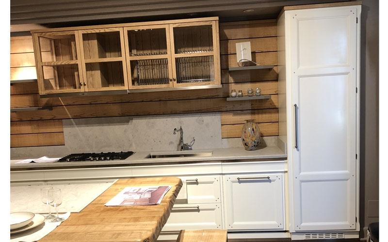 Cucine Ottocento. Cucina Componibile In Noce Canaletto By L ...