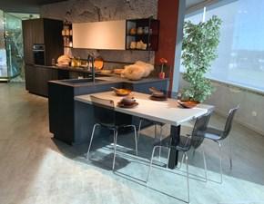 Cucina con penisola Meeting Berloni cucine con uno sconto vantaggioso