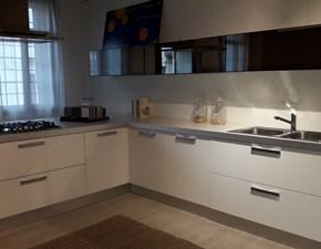 Cucina con penisola moderna Arrital  Arrital cucine a prezzo ribassato