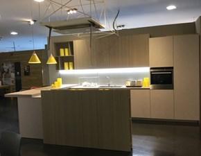 Cucina Copat cemento moderna grigio ad isola Copat cucine