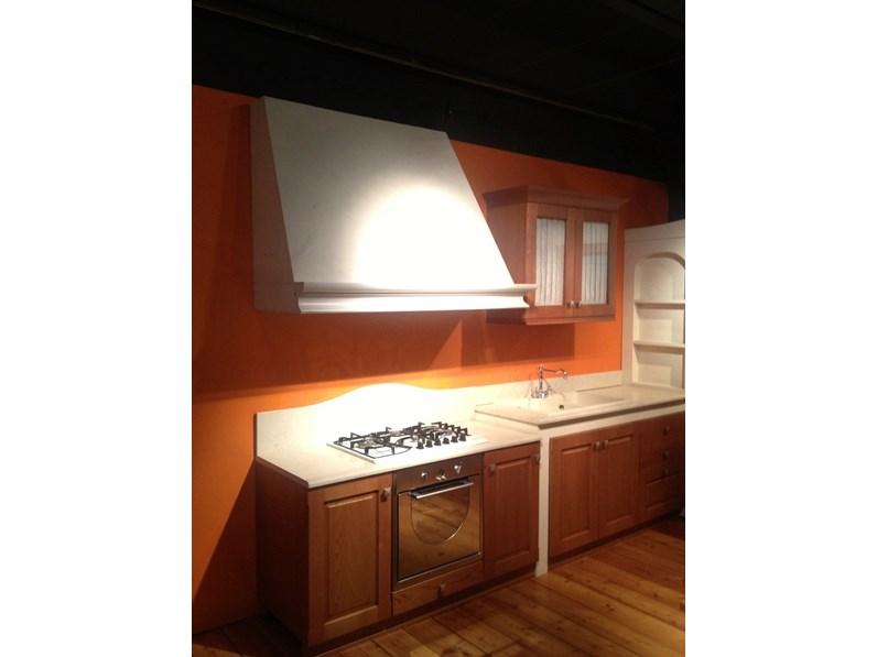 Cucina Stilnovo Di Copat In Legno Scontata Del 65