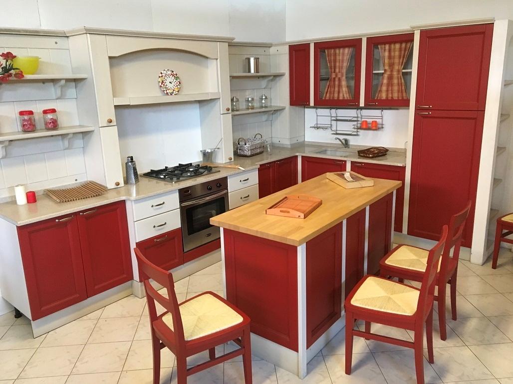 CUCINA COUNTRY DI CALLESELLA - Cucine a prezzi scontati