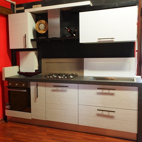 CUCINA CRASH WHITE