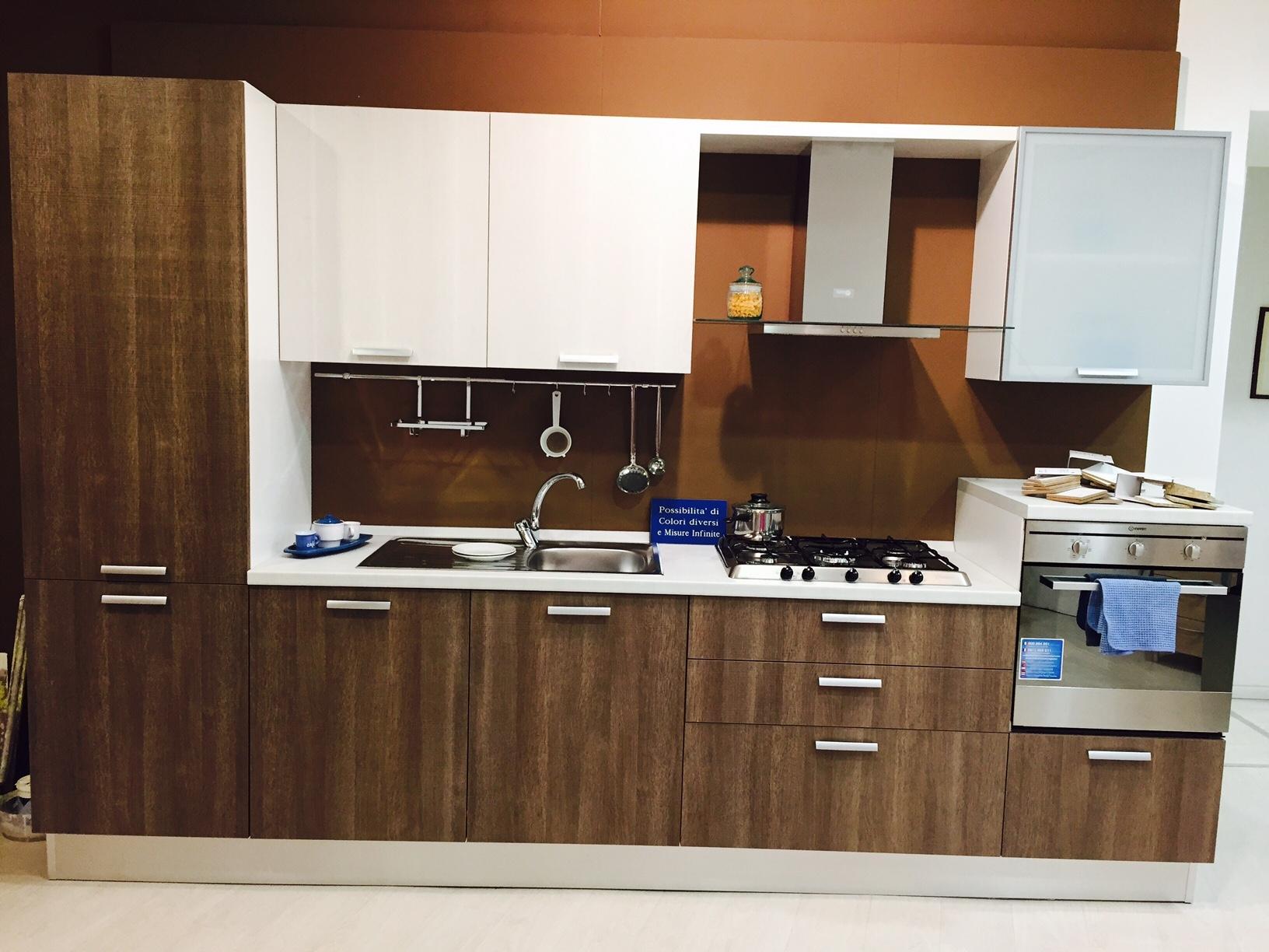 Cucina creo kitchens alma laminato materico cucine - Pensili cucina prezzi ...