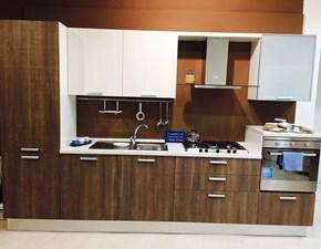 Cucina Creo Kitchens Alma Laminato Materico L.330