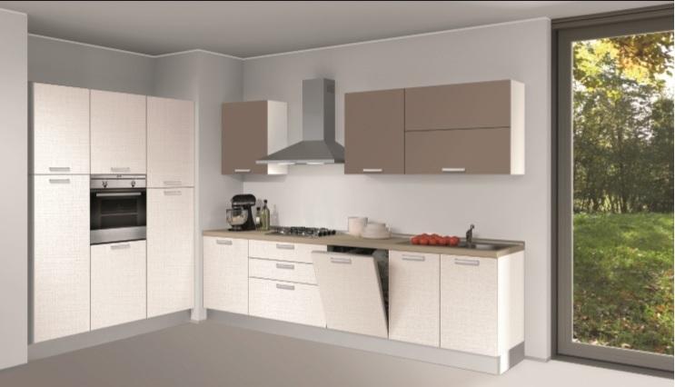 Cucina creo kitchens lube alma ad angolo 300x180 cucine - Cucine moderne piccole ad angolo ...