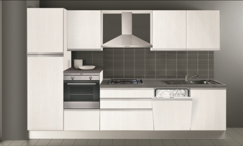 Cucina creo kitchens nita scontata del 41 for Cucina moderna 330