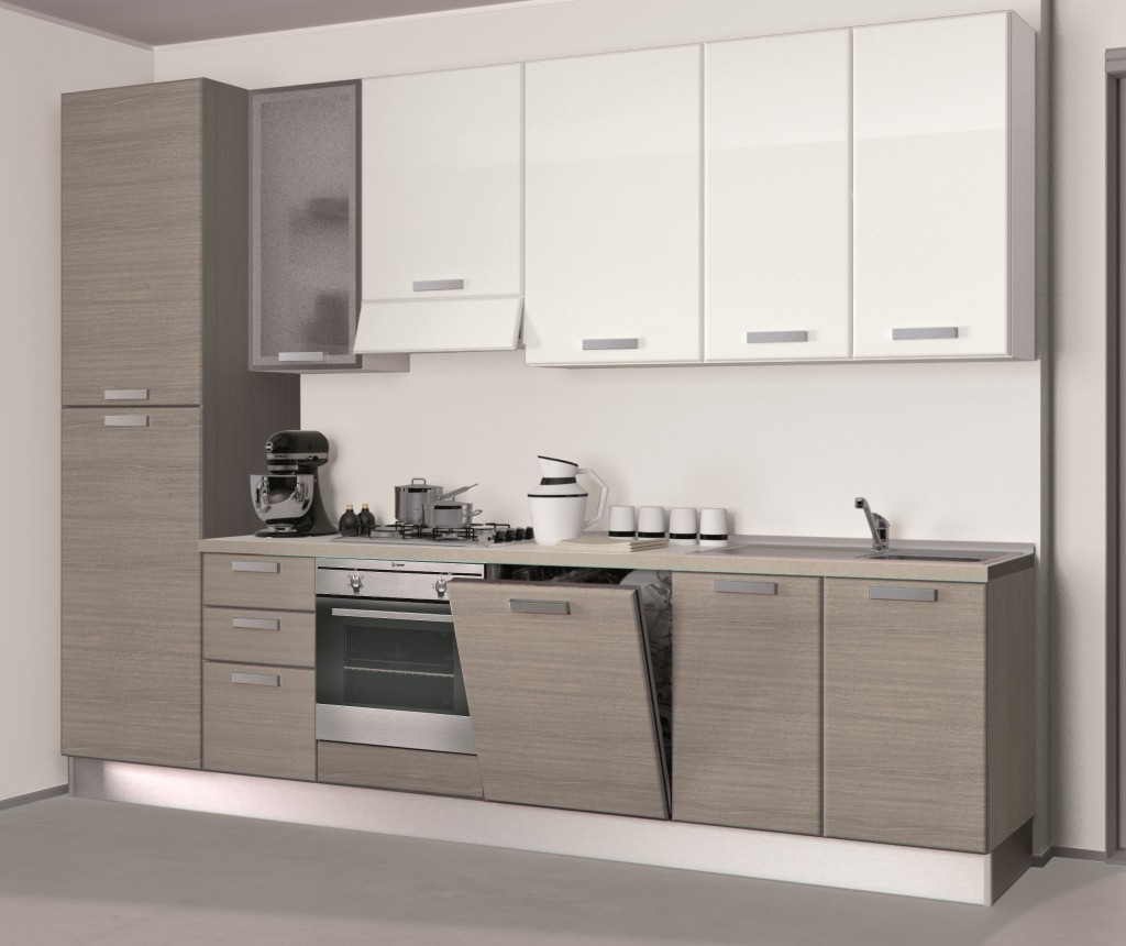 Cucina creo modello britt scontato del 35 cucine a prezzi scontati - Creo cucine lube ...