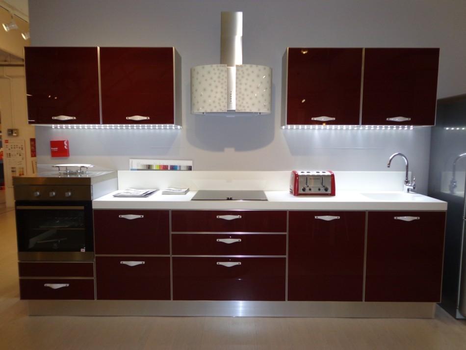 Cucina crystal scavolini in offerta cucine a prezzi scontati - Costo cucine scavolini ...