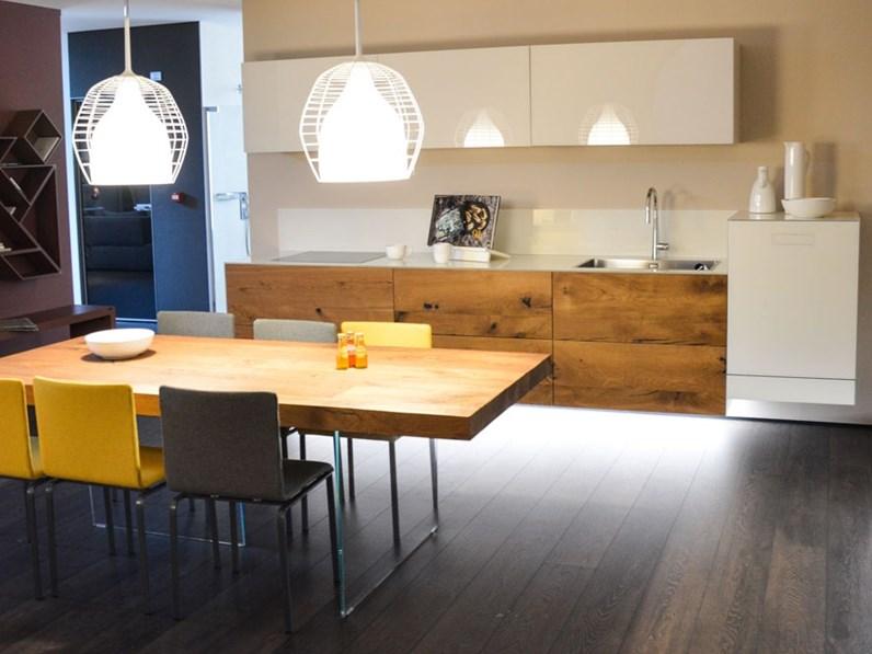 Cucina cucina 36e8 design bianca lineare lago for Prezzi lago design