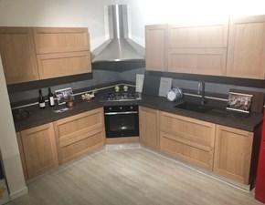 Cucina Cucine noventa classica ad angolo altri colori in legno Cucina classica con gola su anta