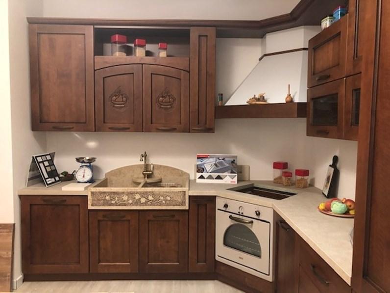 Cucina Cucine Noventa Cucina Casale Offerta Outlet