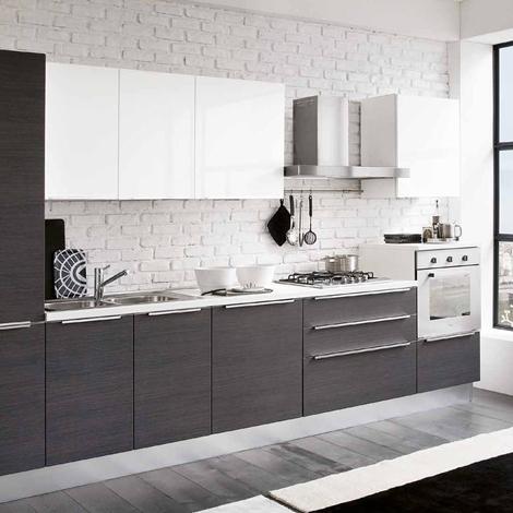 Cucina astra cucine iride laccato o vela moderna laccato lucido cucine a prezzi scontati - Astra cucine prezzi ...
