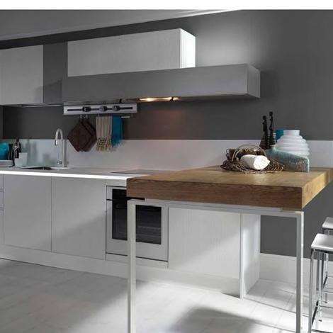 Cucina da cm 420 con bancone cucine a prezzi scontati - Cucine direttamente dalla fabbrica ...