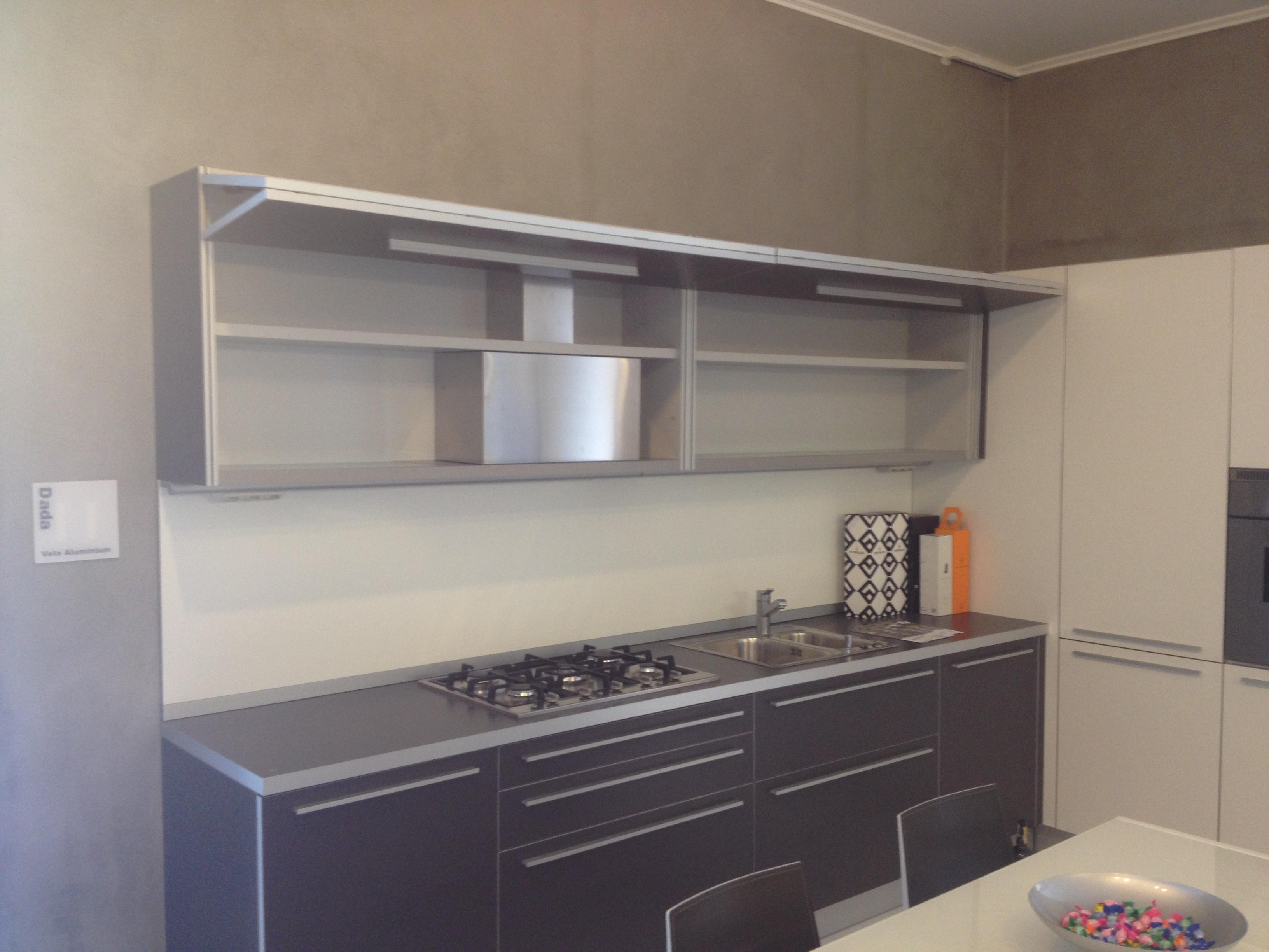 Cucina Bianca Piano Legno: Cucina snaidero ola 20 laccato opaco ...