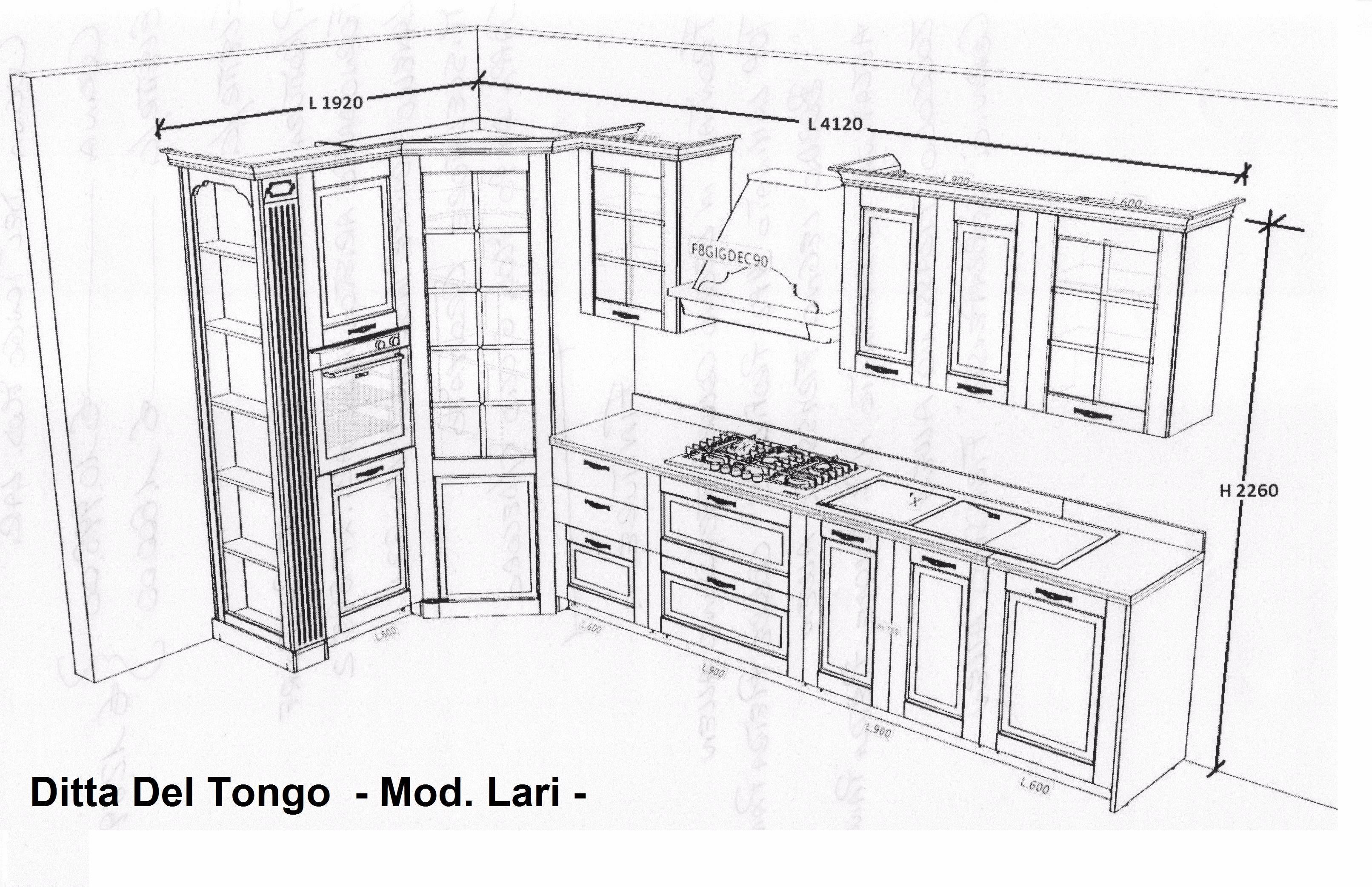 Best Cucine Del Tongo Opinioni Pictures - Ideas & Design 2017 ...