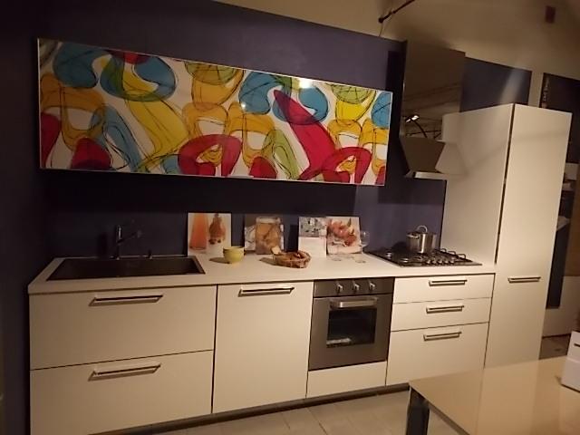 Cucina del tongo maratea moderna laminato lucido bianca - Cucine del tongo catalogo ...