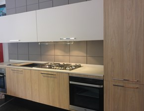 Cucina Del tongo moderna lineare altri colori in legno Chia