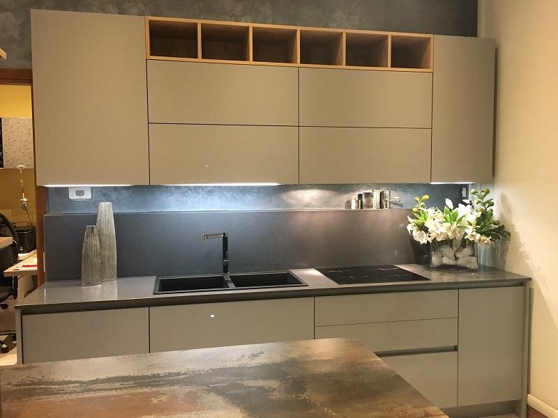 Cucina della ar tre modello silkki lineare scontata del 55 - Ar tre cucine prezzi ...