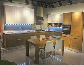 Cucina design ad angolo Veneta cucine Dialogo  a prezzo scontato