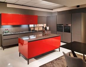 Cucina design ad isola Arredo3 Aria-time a prezzo scontato